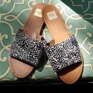 Darling Slip on sandals. NWOT!